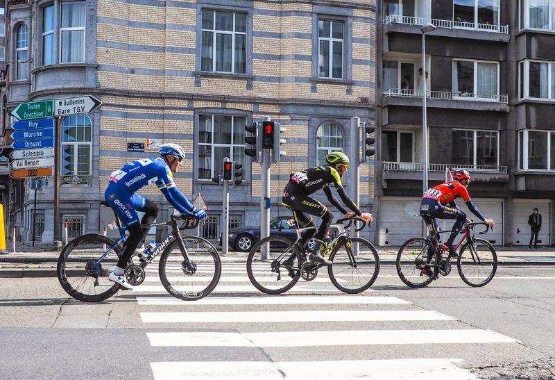 Course cycliste Liège-Bastogne-Liège ce week-end