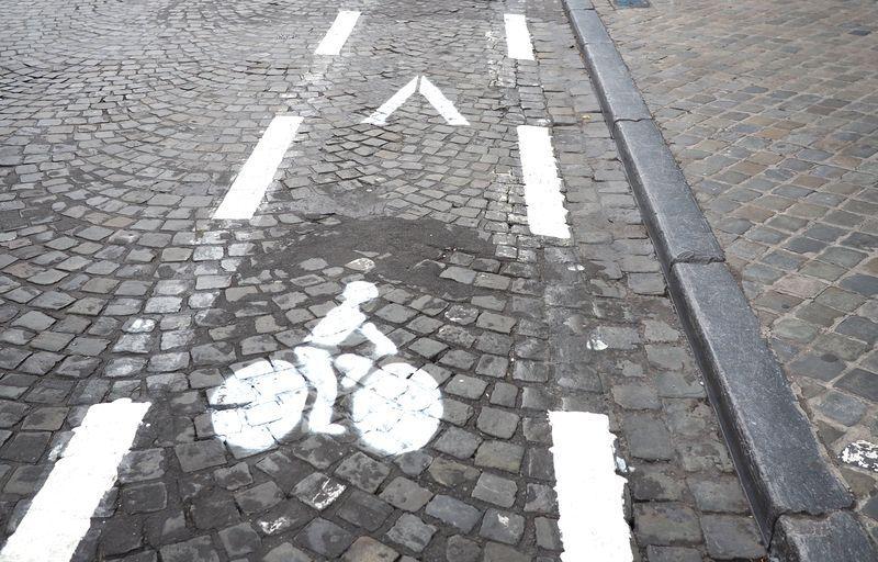 Manifestation samedi pour réclamer de vrais couloirs vélo à Liège