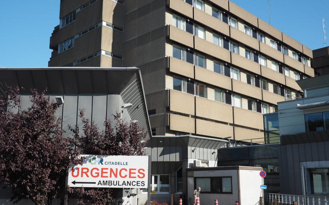 Les hôpitaux en phase d'alerte: 50% des soins intensifs réservés aux malades du Covid-19