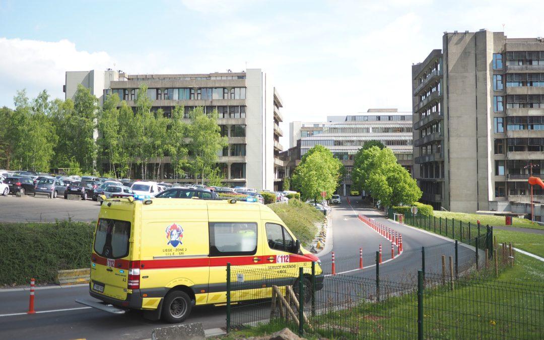Appel à bénévoles, hôpitaux remplis: la situation Covid-19 s'aggrave à Liège