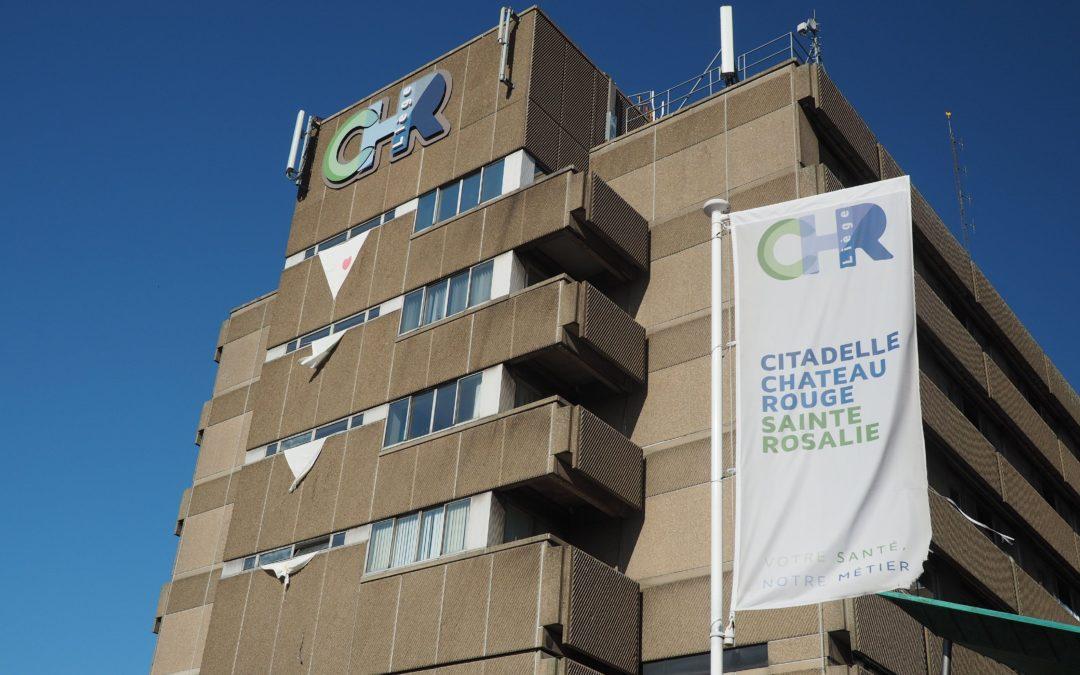 Des patients Covid du CHR de la Citadelle vont être transférés pour convalescence en maison de repos