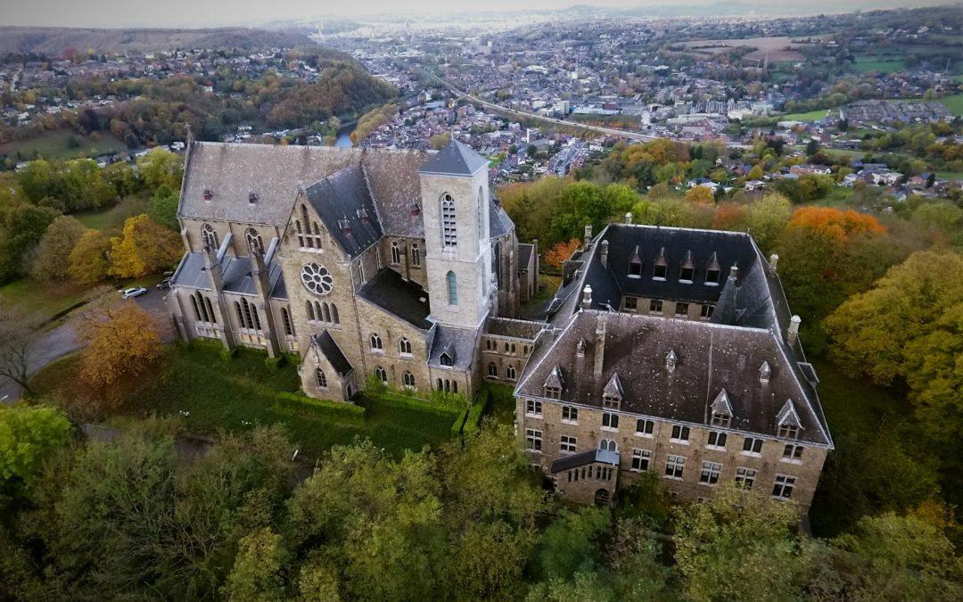 La basilique de Chèvremont rachetée pour un gros projet immobilier