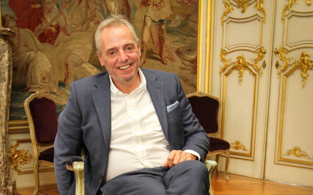 Le gouverneur de la province de Liège sort de convalescence