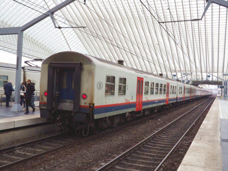 15 jours de travaux sur la ligne de train Liège-Verviers