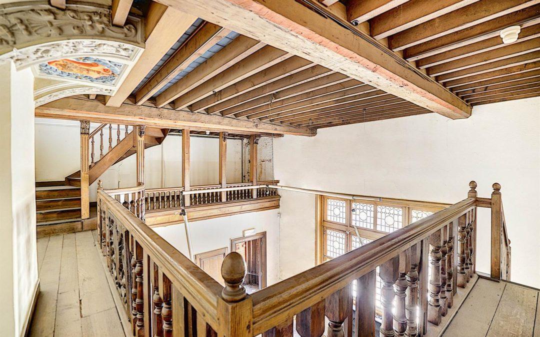 L'hôtel de maître de l'ancien consulat d'Italie à vendre 1.380.000 €