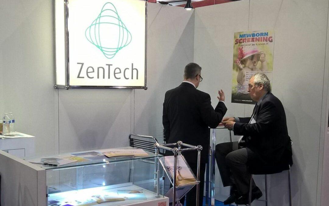 La société liégeoise Zentech a finalement été indemnisée par l'État pour ses tests Covid