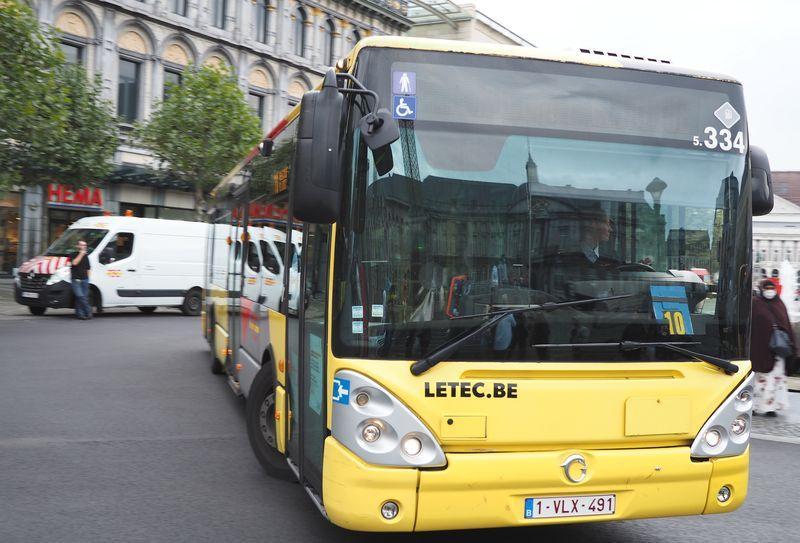 Renfort de bus mais pas pour les principales lignes au centre de Liège
