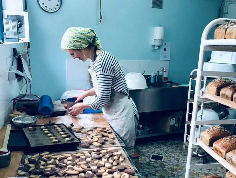Une petite boulangerie artisanale bio a ouvert au Sart-Tilman