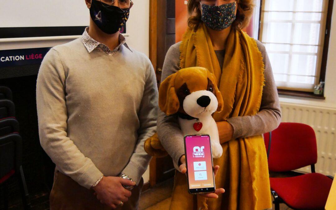 Animal Research: l'app liégeoise pour signaler et retrouver les animaux perdus