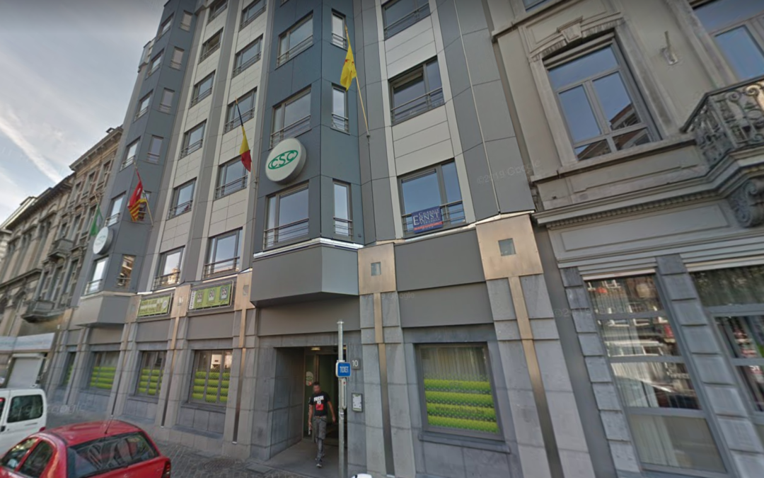 Une fée marraine de la CSC va déambuler dans les rues de Liège