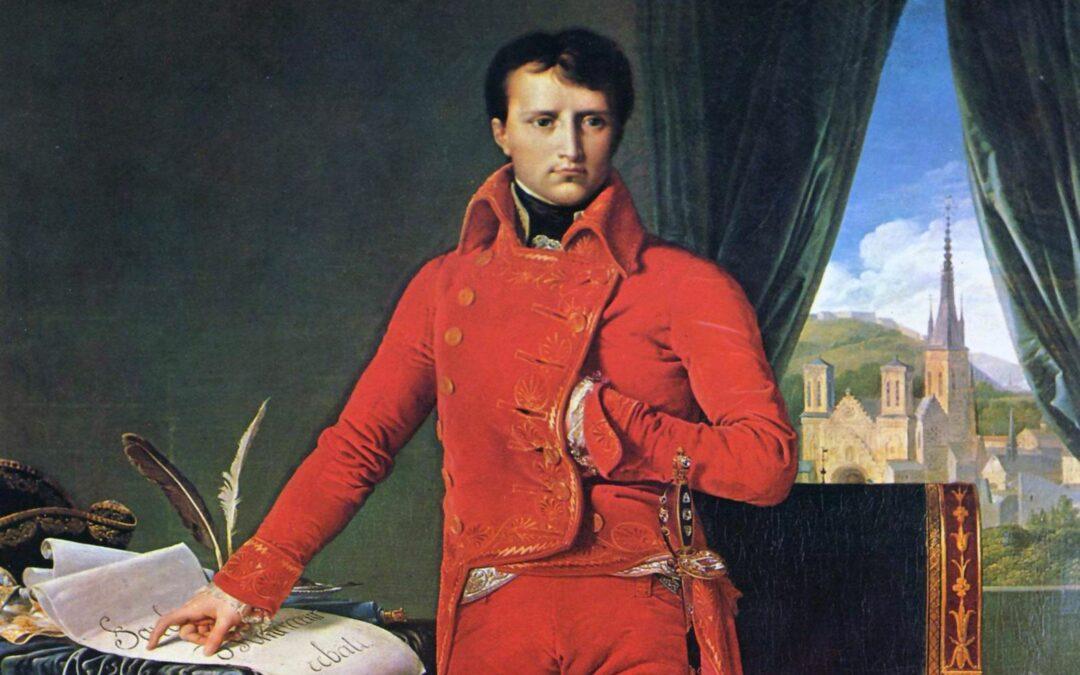 La prochaine expo aux Guillemins consacrée à l'empereur Napoléon 1er