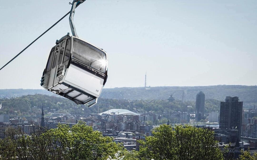 Projet de téléphérique vers les hauteurs de Liège: la Ville va y consacrer 100.000€