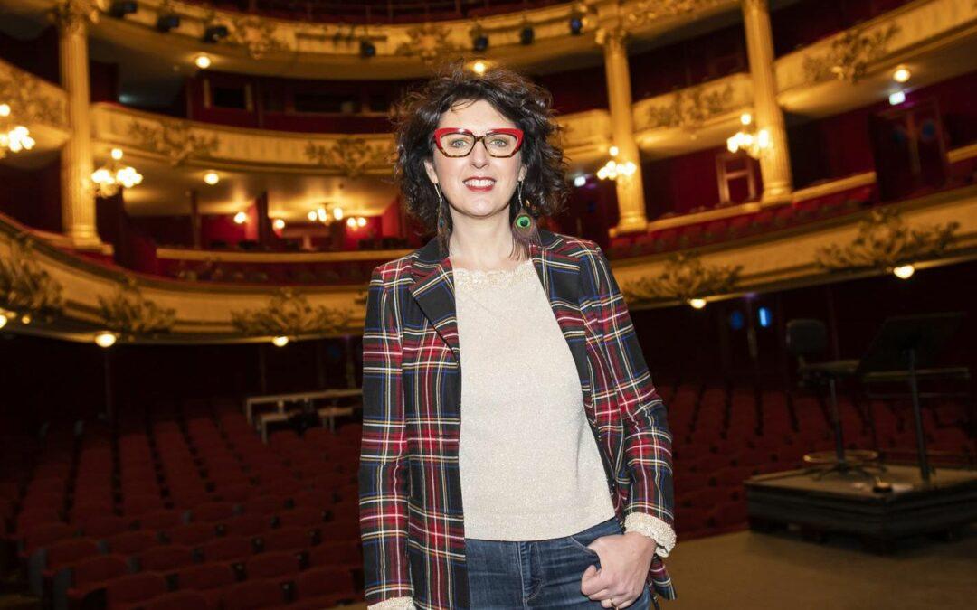 L'ancienne responsable des stewards urbains rejoint l'Opéra Royal de Wallonie