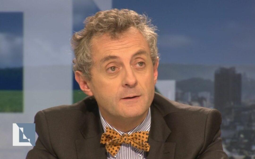 Le procureur général Christian De Valkeneer quitte son poste à Liège