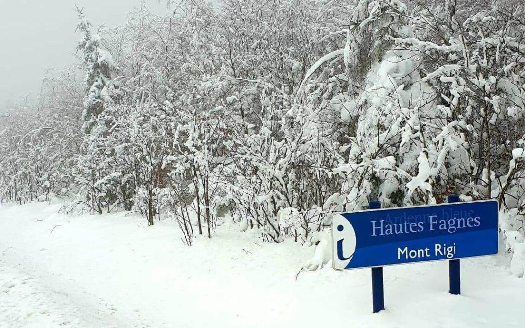 Les promenades dans les Hautes-Fagnes à nouveau autorisées ce week-end