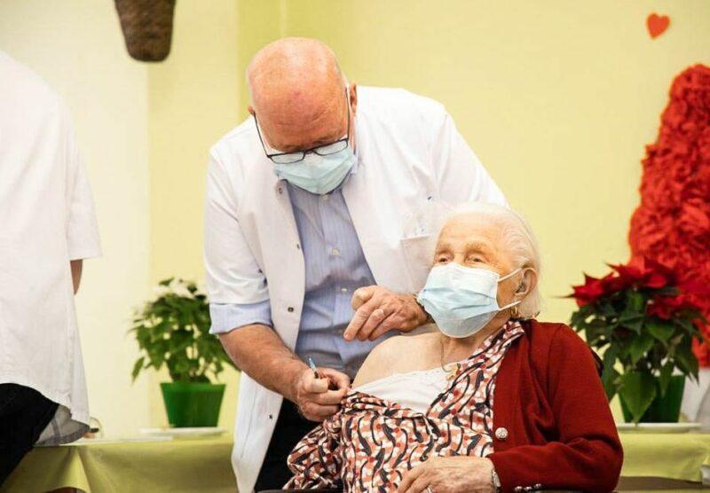 Vaccination Covid: voici quand, comment et pour qui cela va se passer à Liège