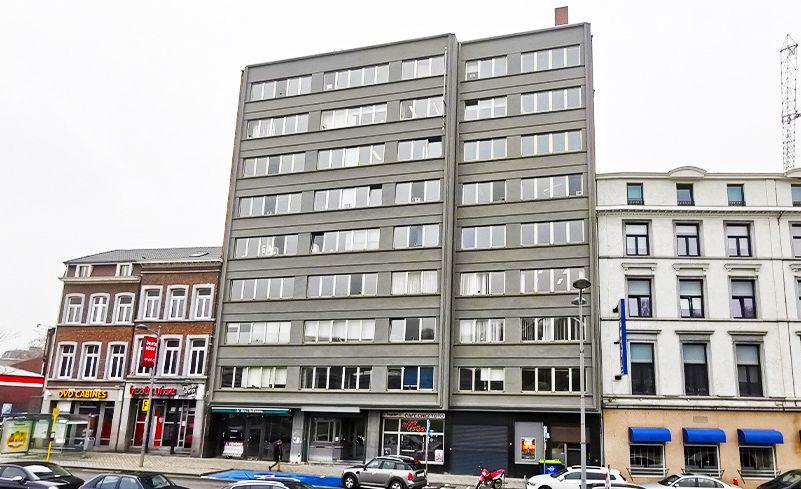 La SNCB vend un immeuble de 9 étages en face de la gare des Guillemins