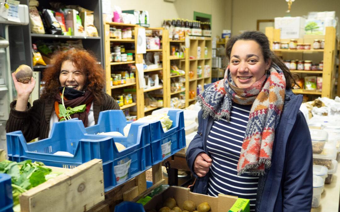 Renaissance d'une épicerie saine, locale et durable dans le quartier de Fragnée: le crowdfunding cartonne !