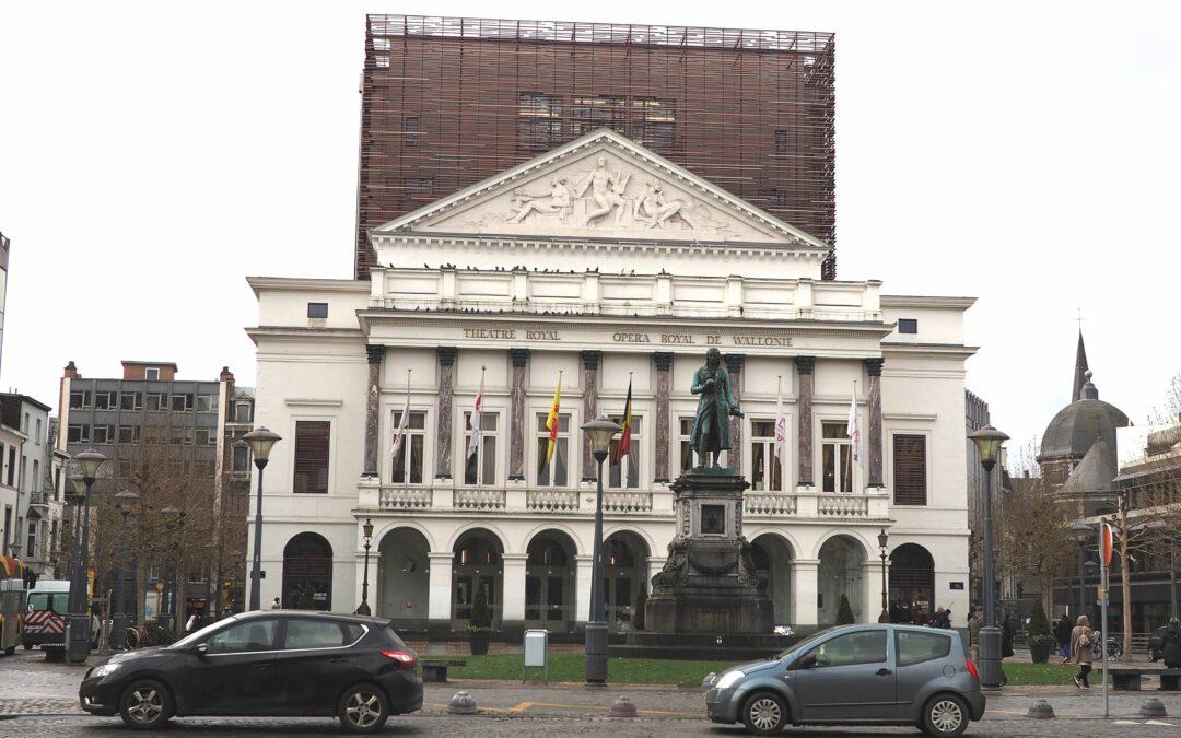 A l'été 2022 l'Opéra Royal de Wallonie aura un nouveau directeur ou directrice