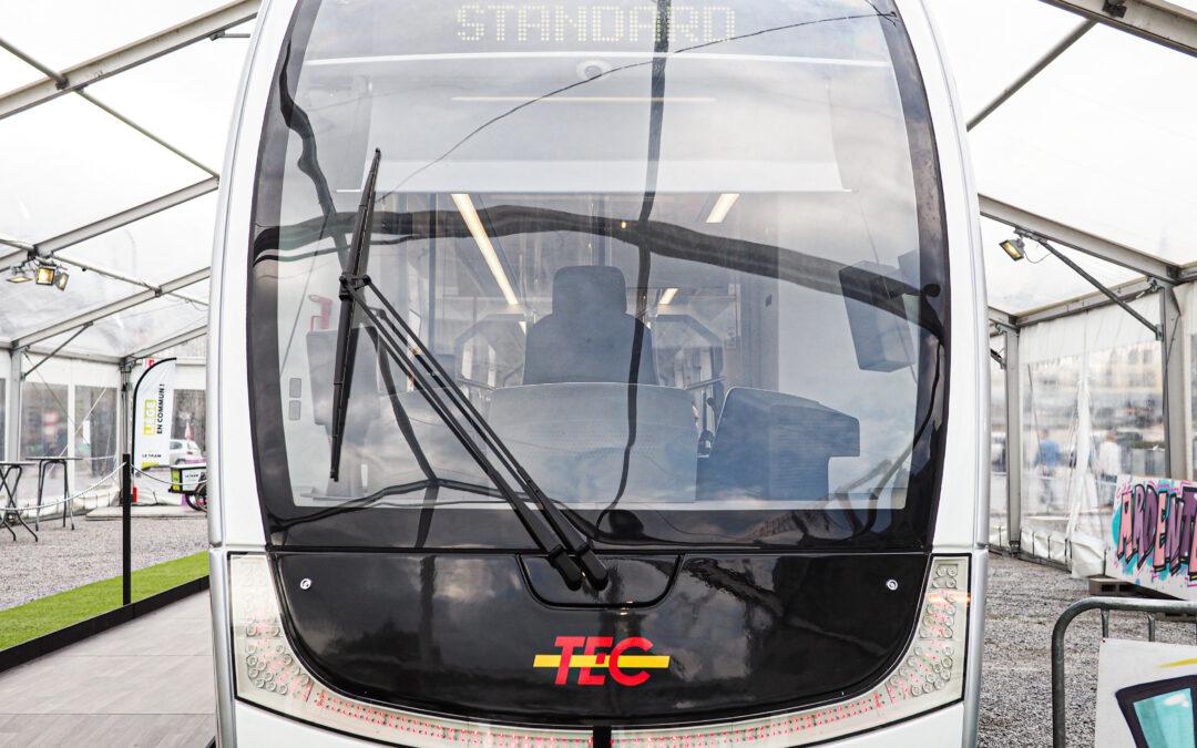 Le bourgmestre annonce la date de report de l'inauguration du tram: mai 2023
