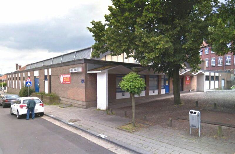 Le hall omnisports de Bressoux servira aussi de centre de vaccination