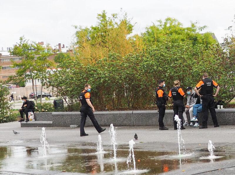 Au retour des beaux jours des policières liégeoises traqueront les harceleurs de rue