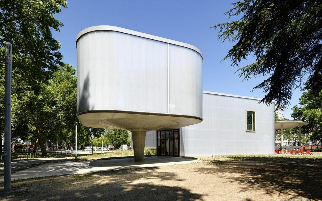 Le Trinkhall seul projet wallon nominé pour le prix européen d'architecture contemporaine