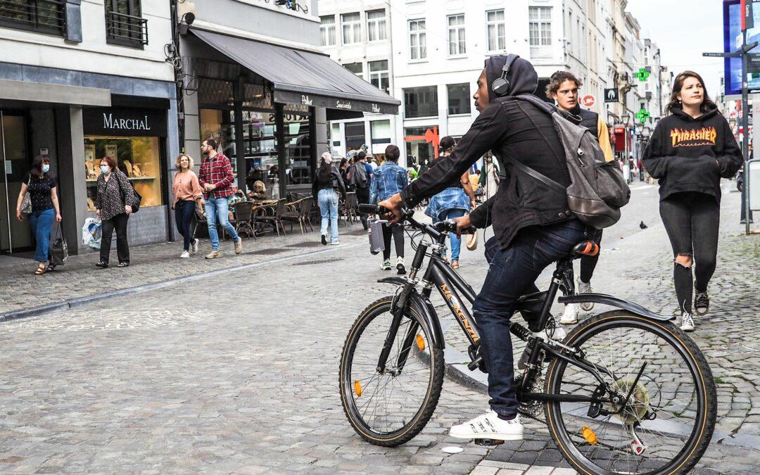 Le nombre d'accidents impliquant un cycliste grimpe en flèche en province de Liège