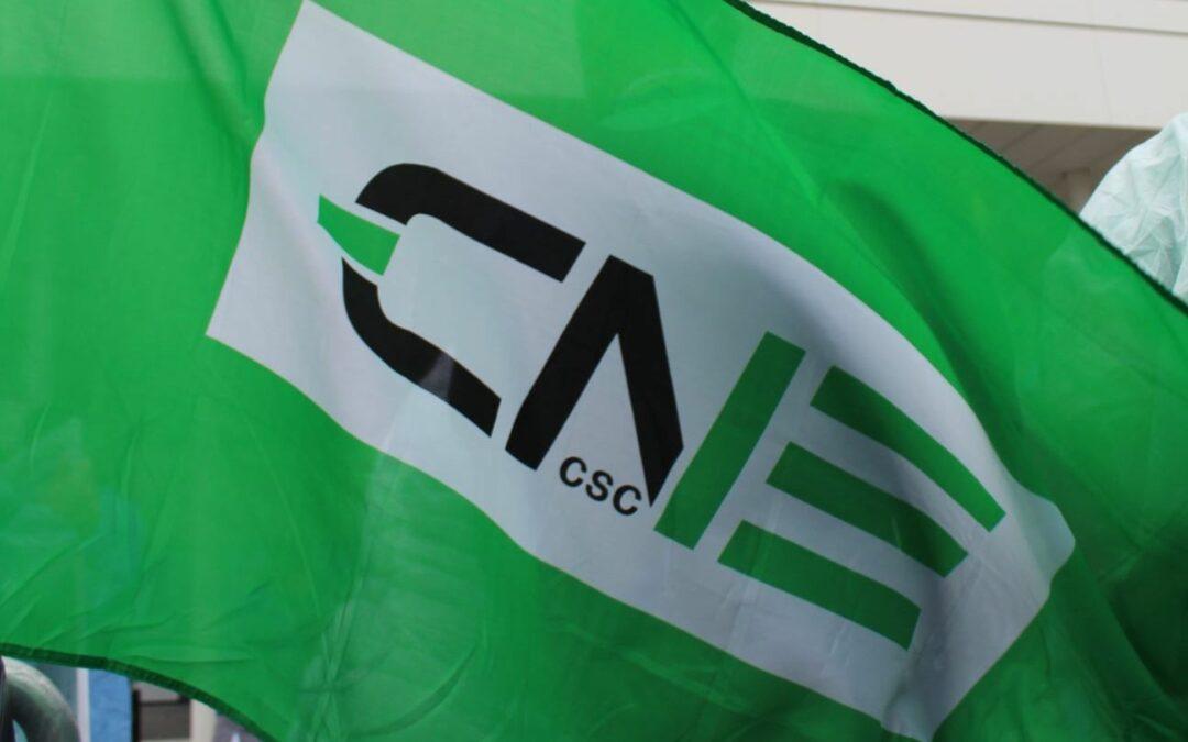 Caravane syndicale pour l'aide à la jeunesse, l'accueil de l'enfance et le socio-culturel