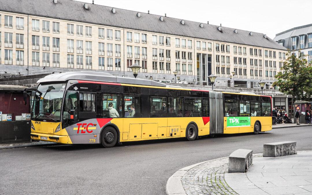 Déviation de certains bus place Saint-Lambert