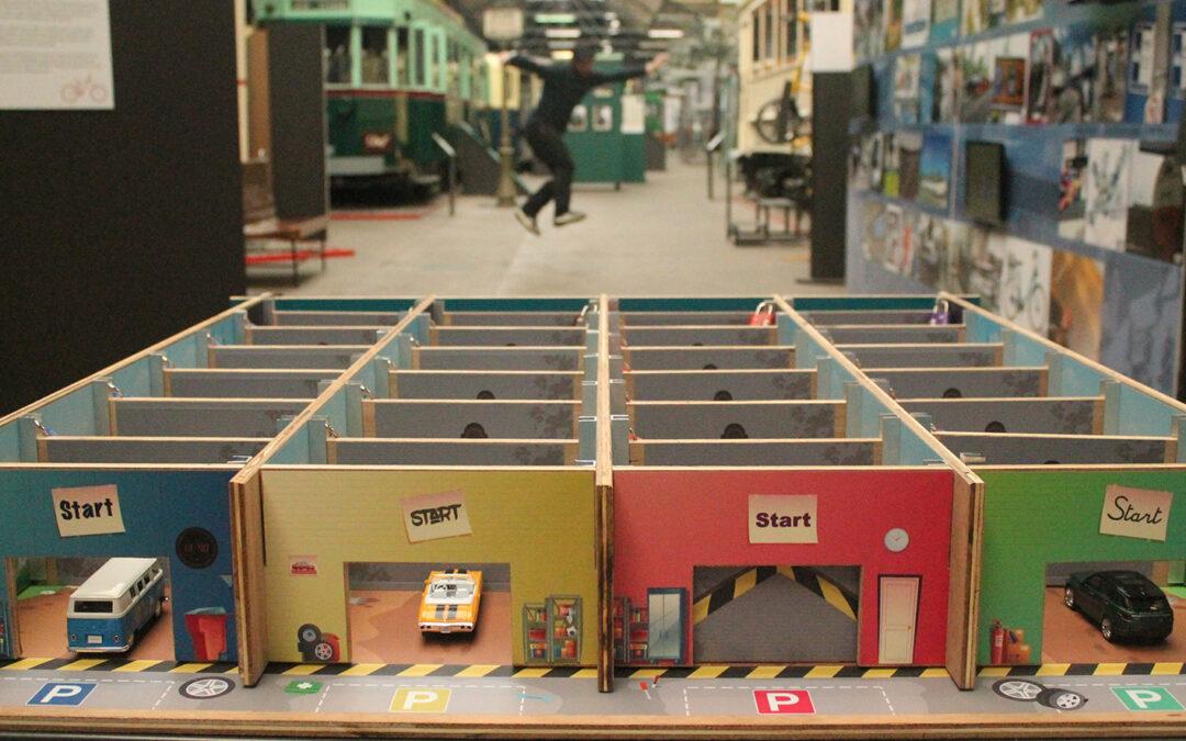 Agenda ► Les samedis ludiques : l'escape game insolite au Musée des Transports