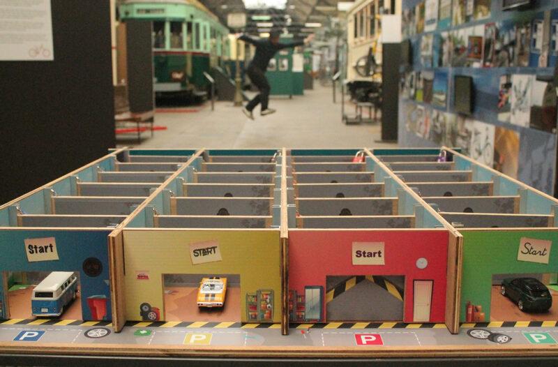Les samedis ludiques : l'escape game insolite au Musée des Transports