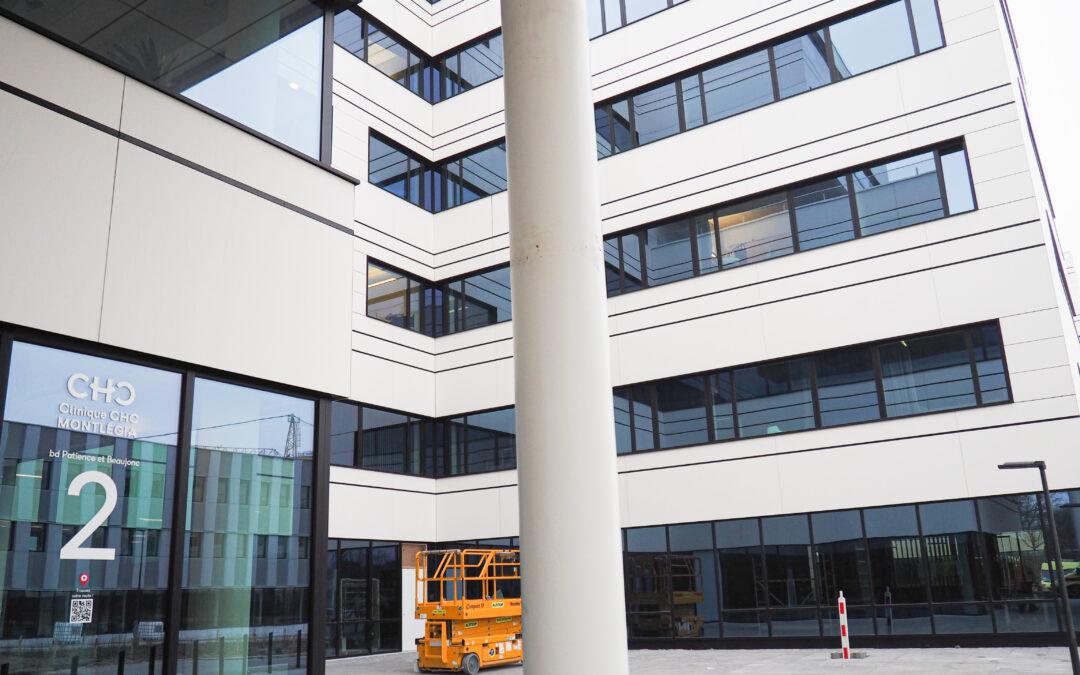 Le CHC déplore que les patients atteints de mucoviscidose ne puissent plus être pris en charge au MontLégia