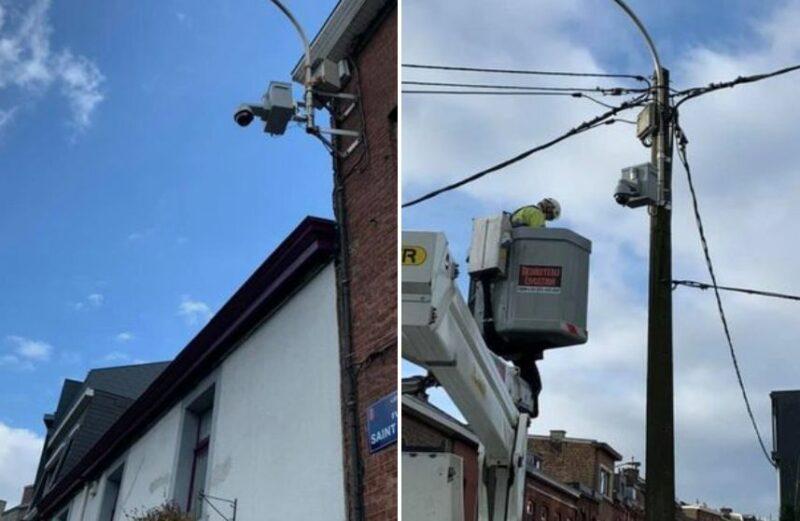 Des caméras de surveillance installées au Mémorial Interallié