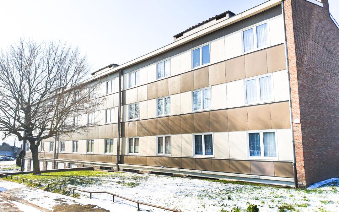 Le Logis Social de Liège va construire et rénover des appartements à Grivegnée et Chênée