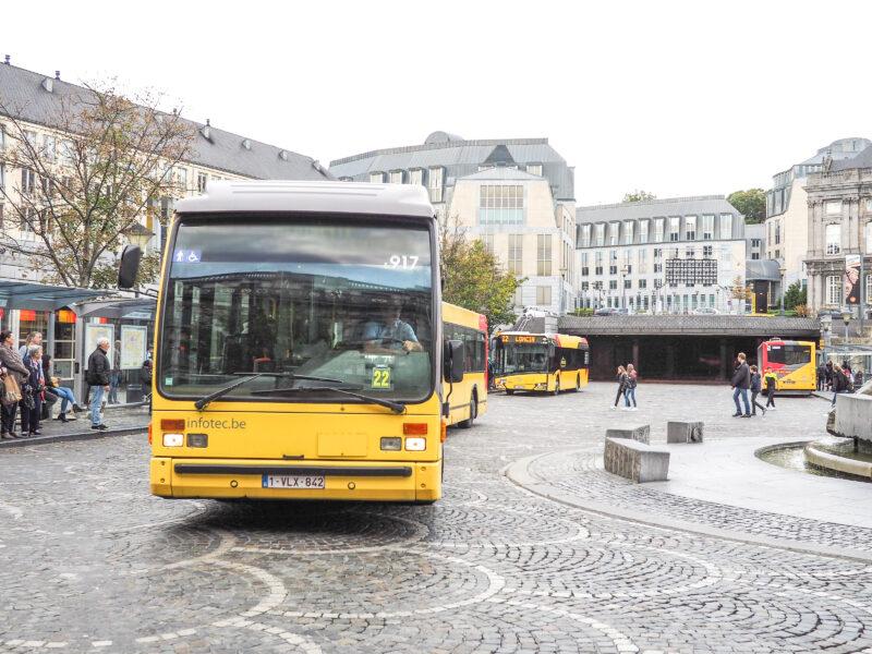 Les bus gratuits pour se rendre au centre de vaccination
