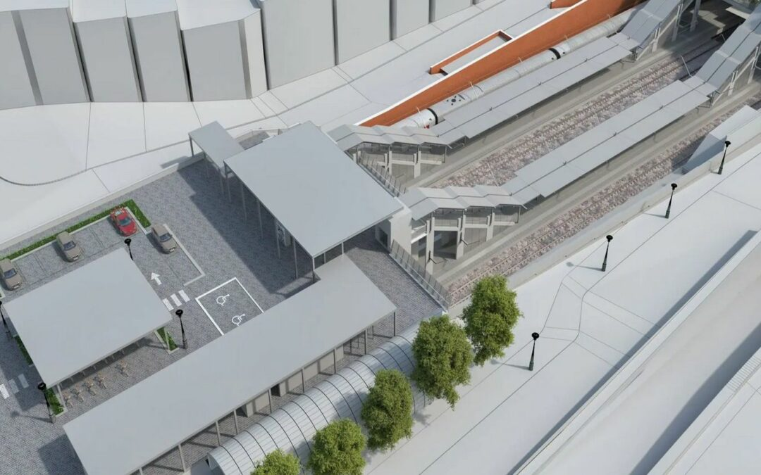 Quand le projet de la nouvelle gare Saint-Lambert est jugé trop nul au plan architectural
