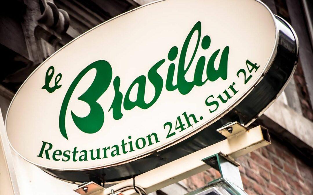 Le Brasilia, taverne mythique ouverte depuis plus de 45 ans ferme définitivement rue Pont d'Avroy