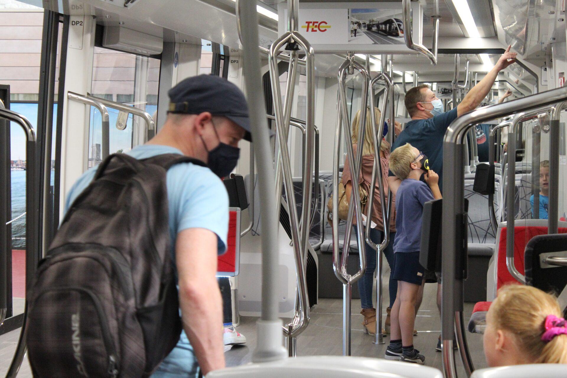 « Les mercredis du tram » au Musée des Transports en commun