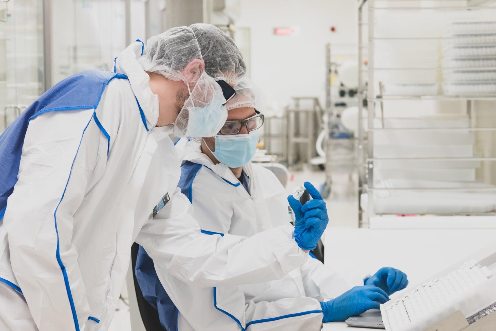 La société liégeoise Mithra est prête à préparer entre 10 et 25 millions de doses de vaccin Covid par an