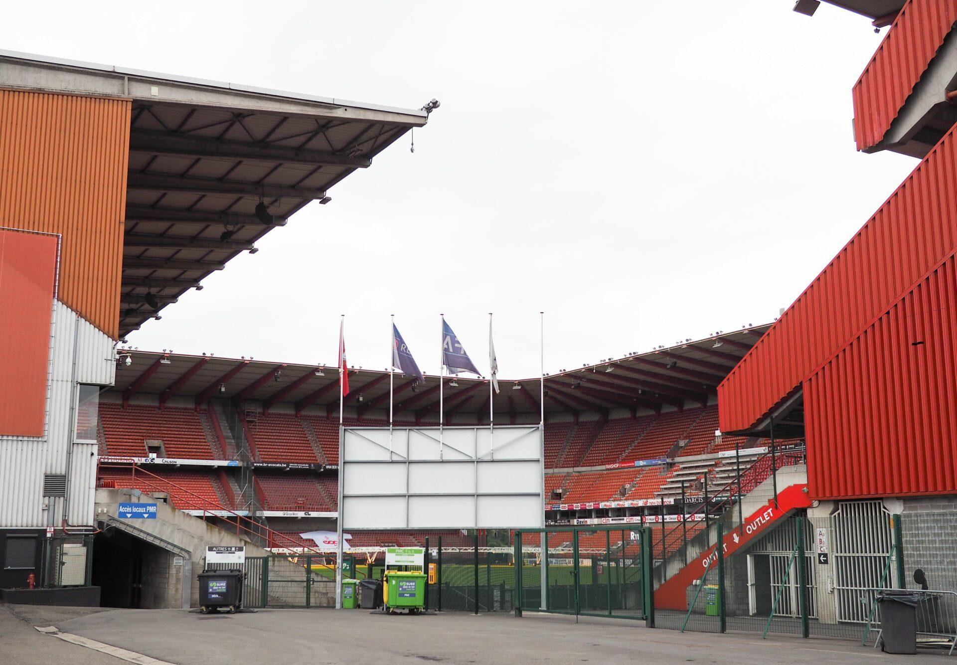 Feu vert pour la rénovation du stade du Standard et de ses abords