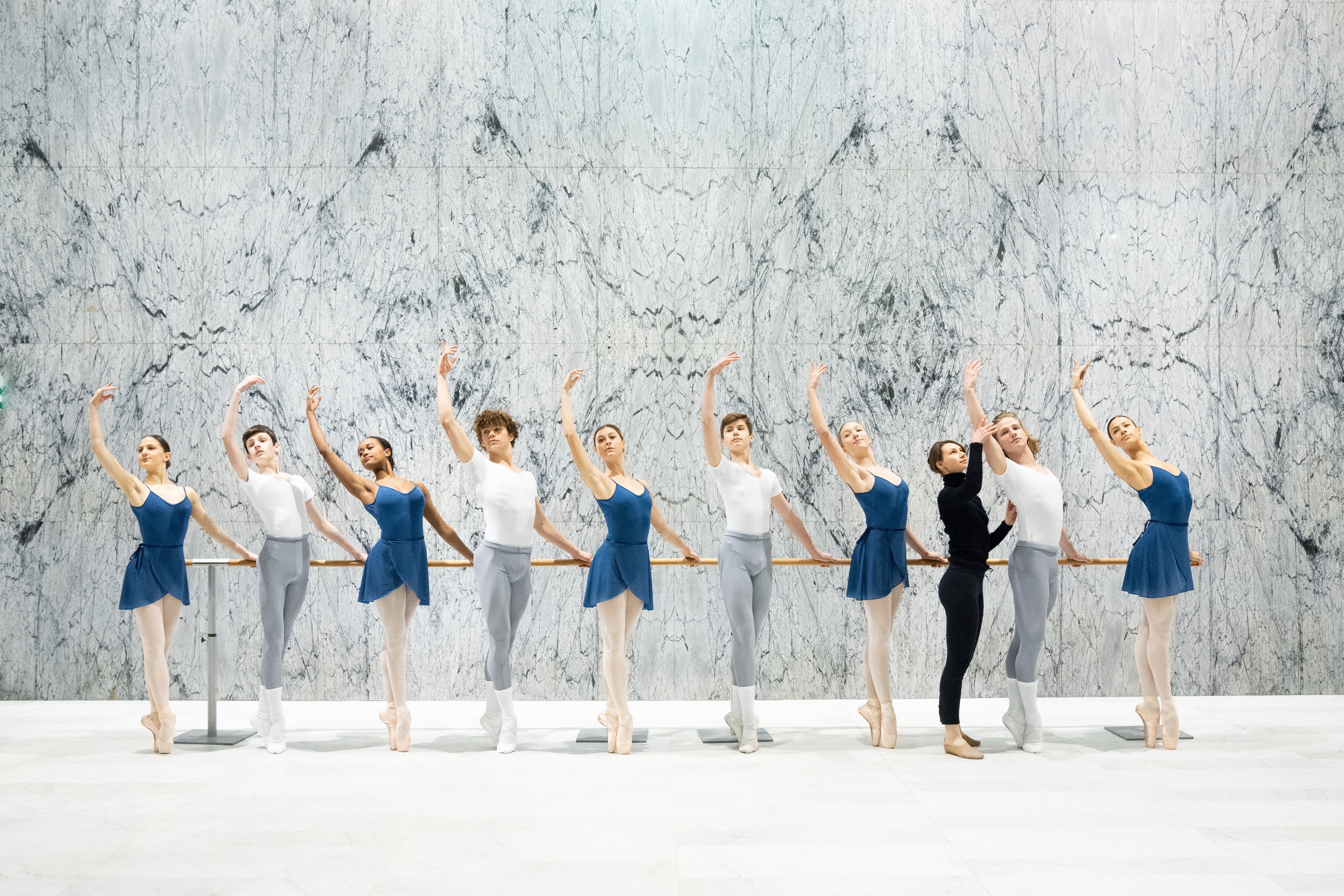 Le projet de créer l'une des meilleures écoles de ballet au monde place Saint-Paul se concrétise