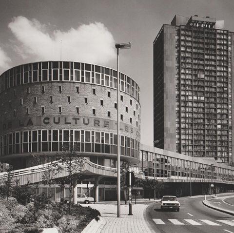 CHANGER LA VILLE – Images de l'architecture liégeoise des Trente Glorieuses à aujourd'hui