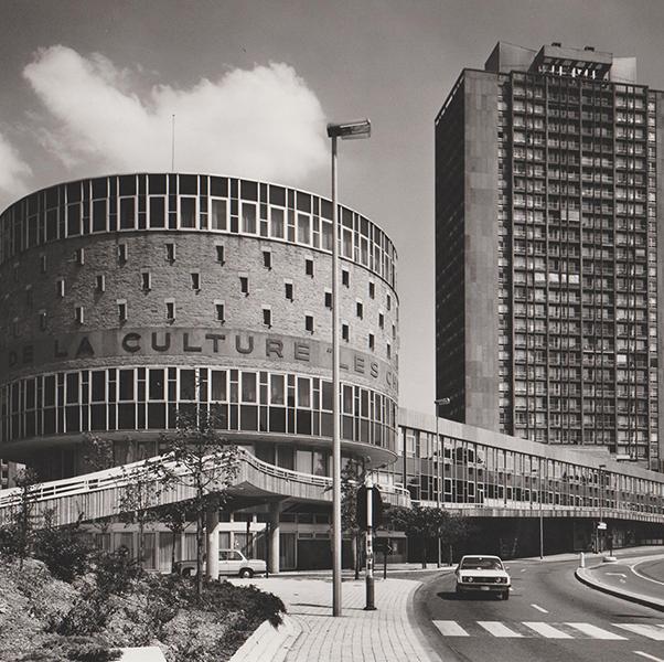 Agenda ► CHANGER LA VILLE – Images de l'architecture liégeoise des Trente Glorieuses à aujourd'hui