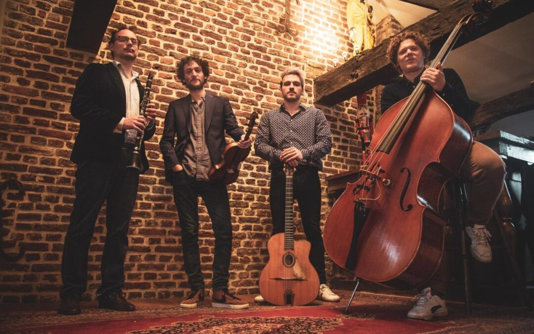 Agenda ► Foliez-La Placa Quartet manouche (B) jazz