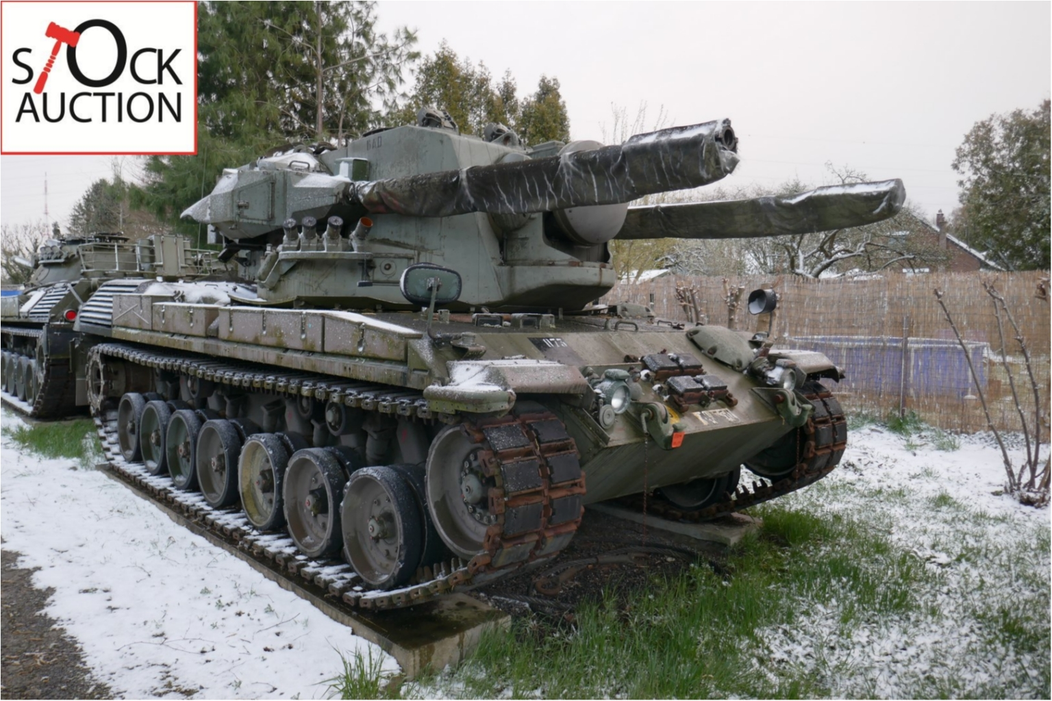 Char d'assaut, canon, équipements,…: des pièces de l'ex-Musée du Fort de Boncelles vendues aux enchères