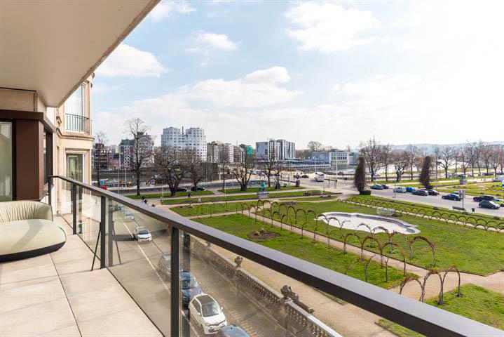 787.000 €: le prix d'un appartement 2 chambres cornerview aux Terrasses