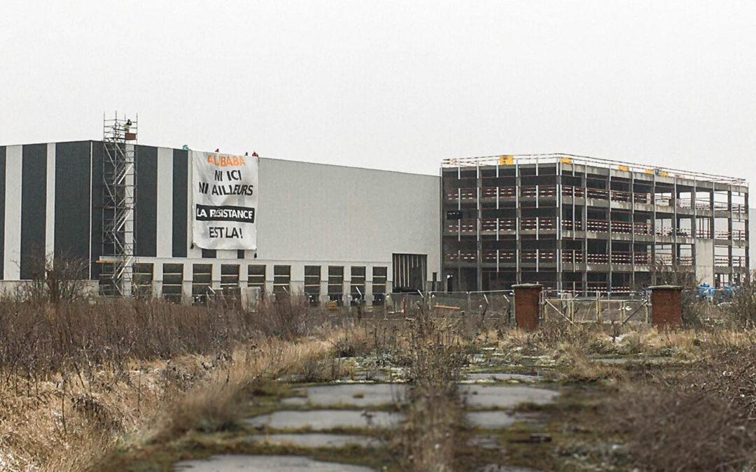 Alibaba: le ministre confirme l'arrivée fatale d'agents de renseignement chinois à Liege Airport