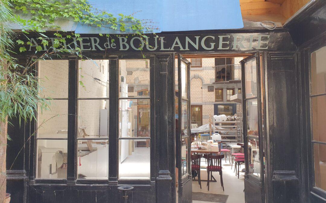 """""""Un Pain C'est Tout"""" devient une boulangerie Sans Patron"""
