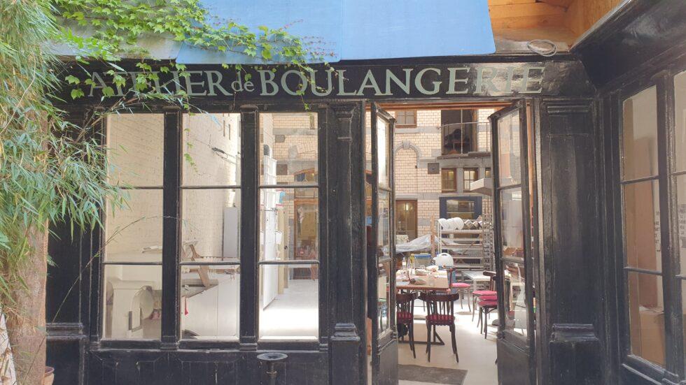 """Boulangerie """"Un pain, c'est tout"""""""